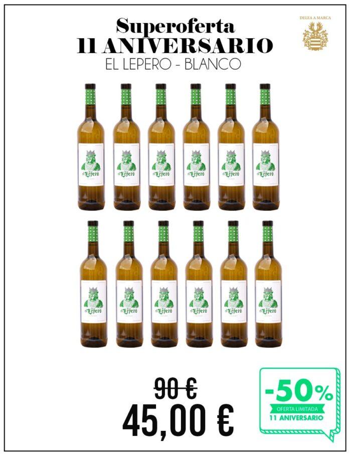 El Lepero Blanco Delea A Marca